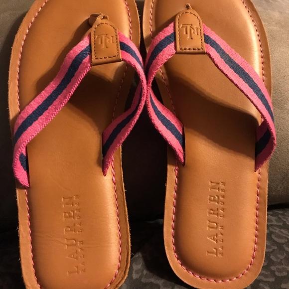 Ralph Lauren Shoes - Flip flops
